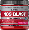 Nos Blast Ultra Concentrate Fruit Punch