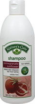 Nature's Gate Pomegranate Sunflower Hair Defense Shampoo <p><b>From the Manufactuer's Label:</b></p> <p><b>Protects Color-Enhanced Hair from Fading</b></p>  <p>Nature's Gate Pomegranate Sunflower Shampoo defends color-treated hair from the damaging effects of UV rays, the environment and styling.  This lavish shampoo is formulated with Pomegranate, Sunflower and Red Tea Leaf for their antioxidant properties and our 7 Healthy Hair Nutr