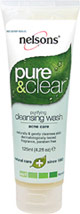 Nelson Bach Pure & Clear Purifying Cleansing Wash