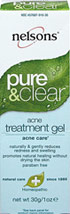 Nelson Bach Pure & Clear Acne Treatment Gel