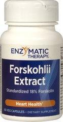 Coleus Forskholii Forskolin Standardized Extract 50 mg
