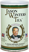 Jason Winters™ Tea Pre-Brewed Herbal Original Blend   <p><b>From the Manufacturer's Label:</b></p> <p>Tea lovers know that the brewing of natural teas can often be a challenging and time consuming task and that the strength of the tea often varies greatly cup to cup.  To help ensure a stronger and more consistent tea, we have developed a proprietary method of pre-brewing herbs and spraying the concentrate onto a base of natural Oolong tea.  The results of this w