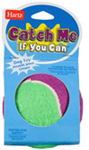 Catch Me If You Can Dog Toy <b><p>From the Manufacturer:</b></p><p>Catch me if you can is a custom formal dog toy exclusively from Hartz.  Make sure to supervise your pet.  For chew and play only.  Not a child's toy.</p>   1 Each  $1.30