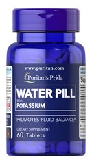 Water Pill with Potassium