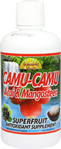 Camu Camu Juice with Acai & Mangosteen