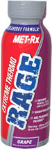 Extreme Thermo Rage Grape Thermo Rage is an extreme energy supplement for focus and alertness.  12 pack - 8oz Liquid  $31.99