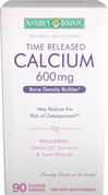 Calcium with Vitamin D & Genistein