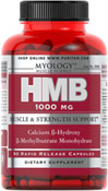 "HMB 1000 mg <ul><li><span style=""font-family:'Arial','sans-serif';"">Provides muscle mass and strength support.**</span></li><li><span style=""font-family:'Arial','sans-serif';"">HMB supplementation can help structure your training regimen.</span></li><li><span style=""font-family:'Arial','sans-serif';"">Rapid release capsules.</span></li></ul&"