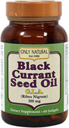 Black Currant Seed Oil 300 mg
