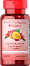Raspberry Ketones and African Mango Complex