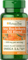 Sea Buckthorn Oil Blend 500 mg