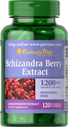 Schizandra Berry Extract 300mg
