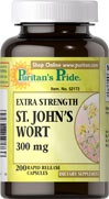 Extra Strength St. John's Wort 300 mg