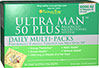 Ultra Man™ 50 Plus  Daily Multi-Packs
