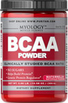 BCAA Powder Watermelon <p><strong>From the Manufacturer's Label: </strong></p><p>BCAAs may be the most important aminos for athletes and bodybuilders as they are directly involved in protein synthesis at the genetic level.** BCAAs can also be broken down and used as an energy source to fuel exercise as needed.** BCAA Powder supplies a precise, clinically studied ratio of Leucine, Valine and Isoleucine (45/30/25).</p><p>BCAA Powder can be taken after
