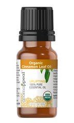 Organic Cinnamon Leaf Oil