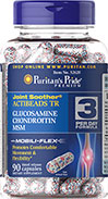 Joint Soother® Time Released ActiBeads Glucosamine, Chondroitin & MSM