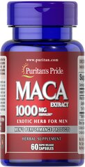 Maca 1000 mg Exotic Herb for Men