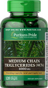 Medium Chain Triglycerides (MCTs) 1000 mg