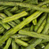 String Green Bean Chips