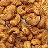 Organic Cajun Spicy Cashews