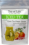 Organic Orange Jasmine Green Iced Tea
