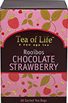 Rooibos Chocolate Strawberry Tea
