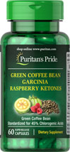 Garcinia, Green Coffee Bean & Raspberry Ketones