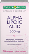 Alpha Lipoic Ace 600 mg