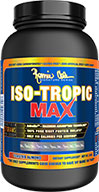 Iso Tropic Max Toasted Almond