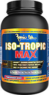 Iso Tropic Max Pomegranate Berry