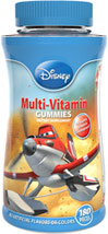 Disney Planes Fire & Rescue Multivitamin Gummies