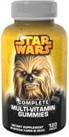 Star Wars Heroes Complete Multivitamin Gummies