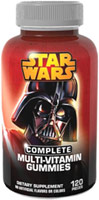 Star Wars Villains Complete Multi-Vitamin Gummies