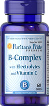 Vitamin B-Complex with Electrolytes & Vitamin C