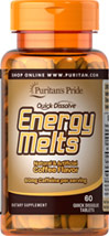 Quick Dissolve Energy Melts Coffee Flavor