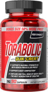 Torabolic® Fenugreek 250 mg  & Creatine 500 mg