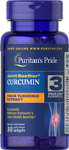 Joint Soother® Curcumin from Turmeric Extract