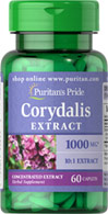 Corydalis Extract 1,000 mg*