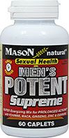 Men's Potent Supreme