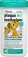 Plaque Toothwipes