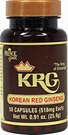 Korean Red Ginseng Root 518 mg