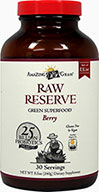 Raw Reserve Green SuperFood® Drink Powder Berry