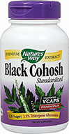 Black Cohosh Standardized Extract 40 mg