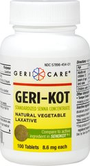 Geri-kot Natural Vegetable Laxative