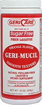 GeriMucil Sugar Free Orange