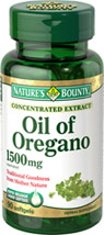 Oil of Oregano 1500 mg