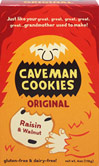 Original Caveman Cookies