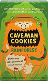 Rainforest Caveman Cookies