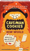New World Caveman Cookies